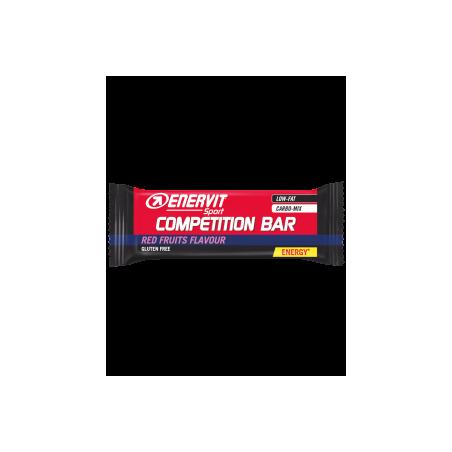 Box 25 pezzi Frutti Rossi Barrette Enervit Sport Competition