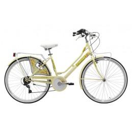 "Bici 26"" Cinzia Flower 6v"