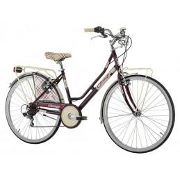 "Bici 26"" Cinzia Kilt 6v"