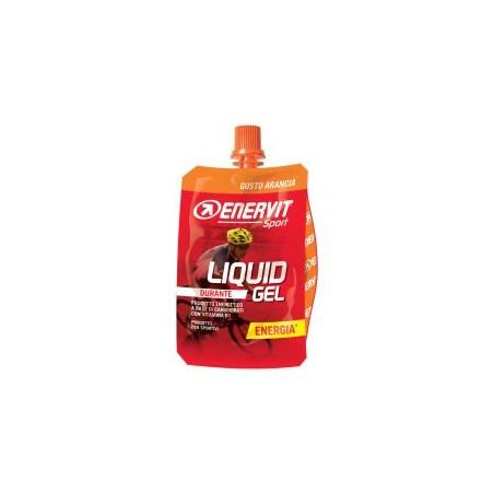 Box 18 pezzi Arancia Enervit Sport Liquid Gel 60 ml